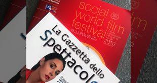 La Gazzetta dello Spettacolo è Cultural Partner del Social World Film Festival