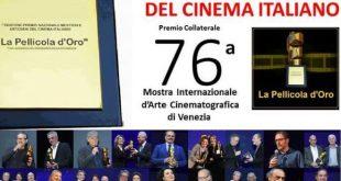 La Pellicola d'Oro a Venezia 2019