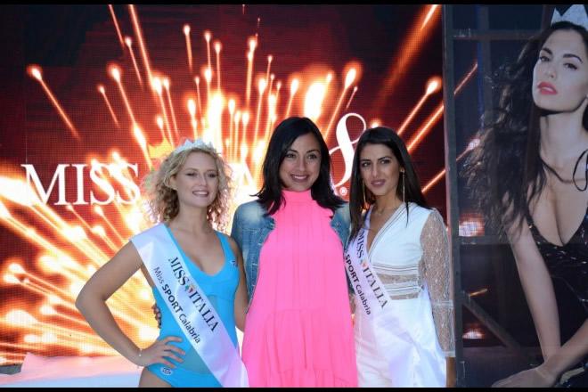 Miss Italia Calabria 2019. Foto da Facebook