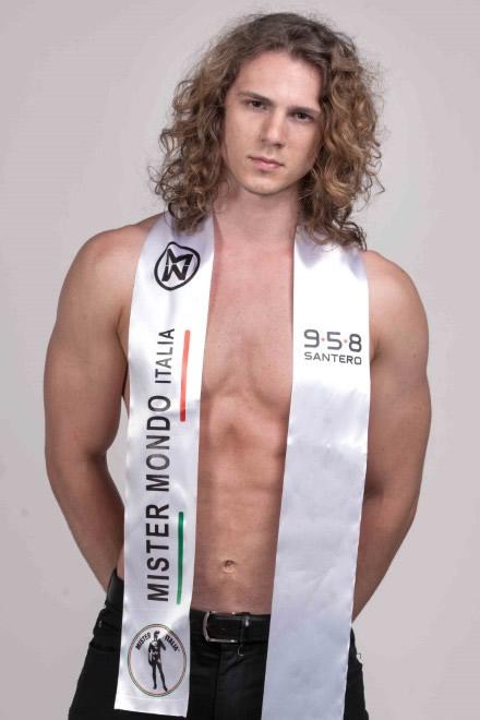 Mister Mondo Italia 2019, Marco D'Elia