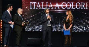 Premio Italia a Colori per Roberto Fico. Foto Accardo