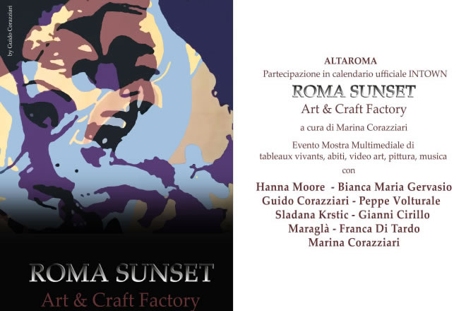 Roma Sunset 2019