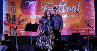 Sarah Jane e Forcione al Festival Internazionale della Chitarra