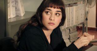 Simona Tabasco in una scena de I Bastardi di Pizzofalcone