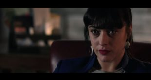 Valentina Lodovini in una scena del corto Anna