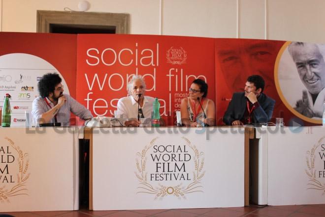 Abel Ferrara al Social World Film Festival 2019