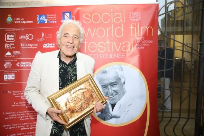 Abel Ferrara al Social World Film Festival