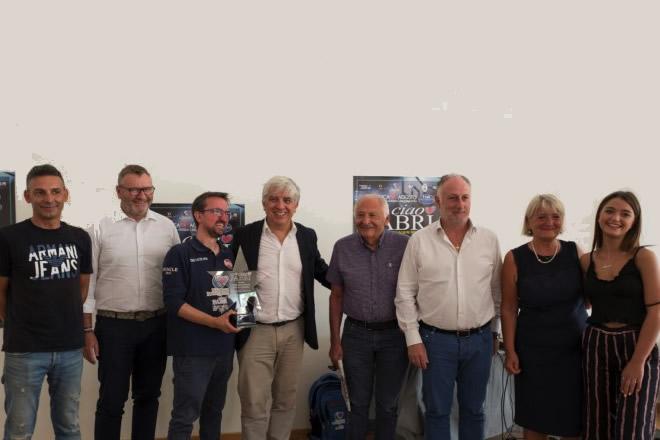 Conferenza stampa di presentazione per Ciao Fabri, evento solidale dedicato a Fabrizio Frizzi