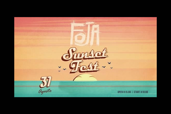 Foja - Sunset Fest