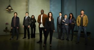 Il cast di The Fix. Foto di Ed Herrera