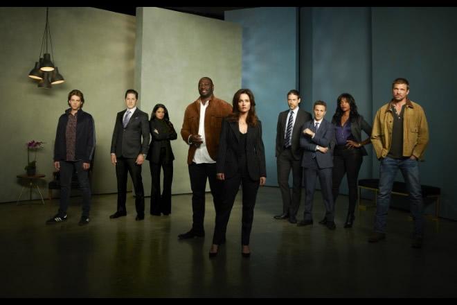 Il cast di The Fix. Foto di Ed Herrera