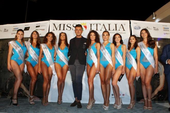 Le campane selezionate per la finale di Miss Italia 2019