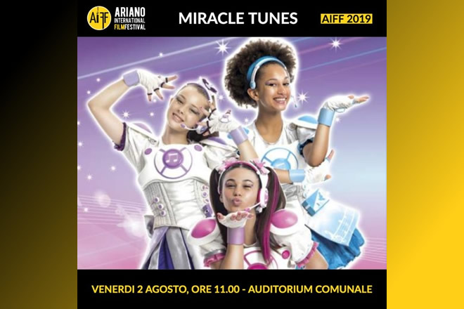 Miracle Tunes per Ariano Internationale Film Festival