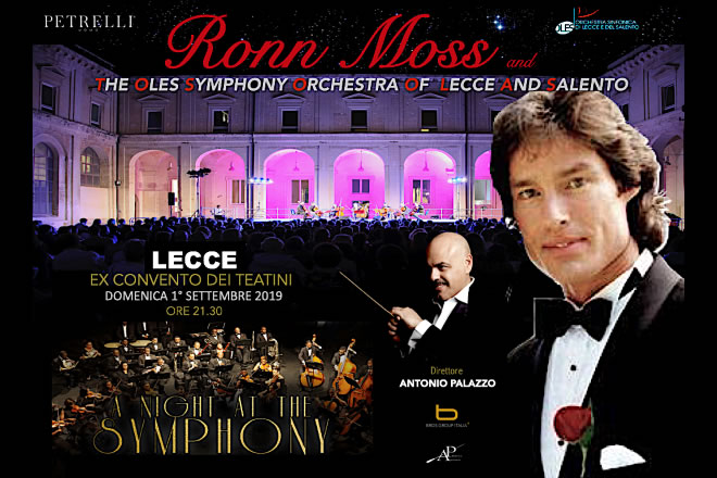 Ronn Moss per A Night at the Symphony
