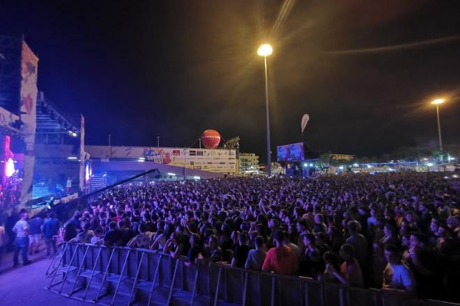 Spettatori al Jambo Summer Fest 2019