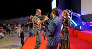 Valerio Mastandrea al Magna Graecia Film Festival. Foto di Antonio Raffaele