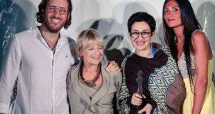 Aaron Insenga al premio Omaggio a Visconti di Ischia