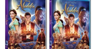 Aladdin Home Video