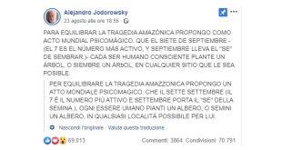 Alejandro Jodorowsky - Piantiamo un albero
