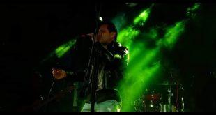 Angelo Perri. Foto frame da un live