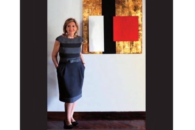 Annamaria Volpe in mostra a Capri