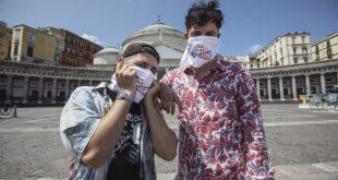 Carl Brave e Frah Quintale per Red Bull SoundClash a Napoli. Foto di Mauro Puccini