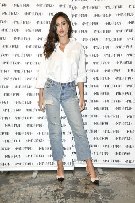 Cecilia Rodriguez per Me Fui alla Milano Fashion Week 2019