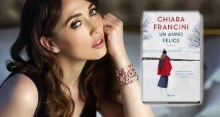 Chiara Francini - Un anno felice. Foto di Maria La Torre da sito ufficiale dell'attrice