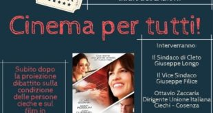 Cinema per tutti a Cleto