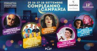 Concerti Centro Commerciale Campania 2019