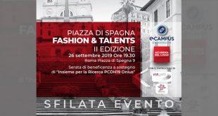 Fashion e Talents a Piazza di Spagna - Roma
