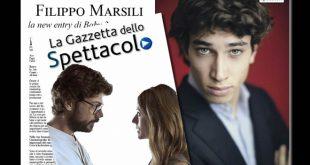 Filippo Marsili su La Gazzetta dello Spettacolo Magazine