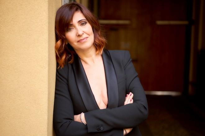 Giuseppina Torre. Foto di Phil Travis