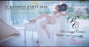Il Calendario delle Spose - Settembre 2019