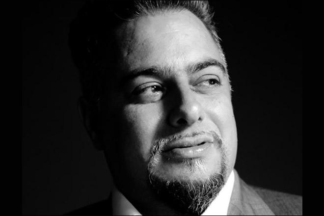 Il dj e producer Dr Ketamer. Foto di Giuliana Florio
