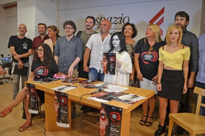 Il team di Napoli Horror Festival 2019