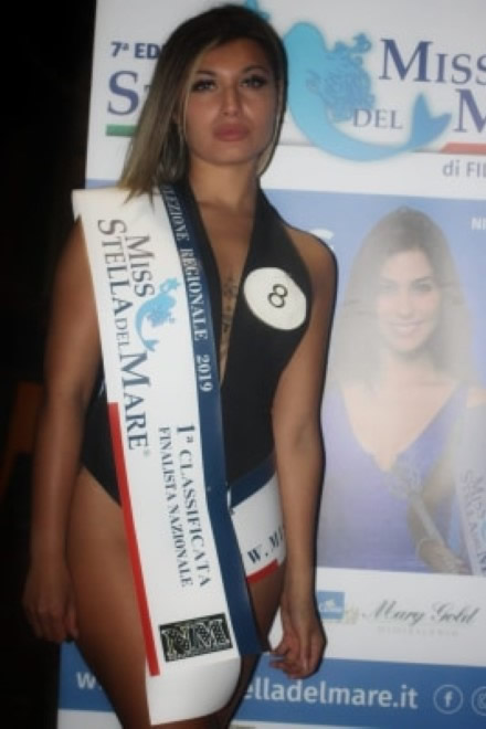 Jasmine Lagani - Miss Stella del Sud eletta a Campigliatello Silano