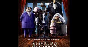 La Famiglia Addams 2019