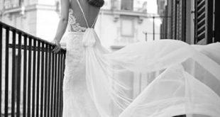 La sposa bianco e nero di Signore