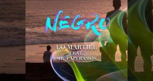 Lo Martill, Negro