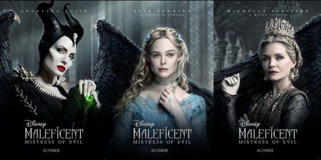 Maleficent – Signora del Male, da ottobre in sala