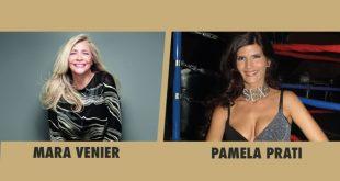 Mara Venier e Pamela Prati a Nozze in Fiera 2019