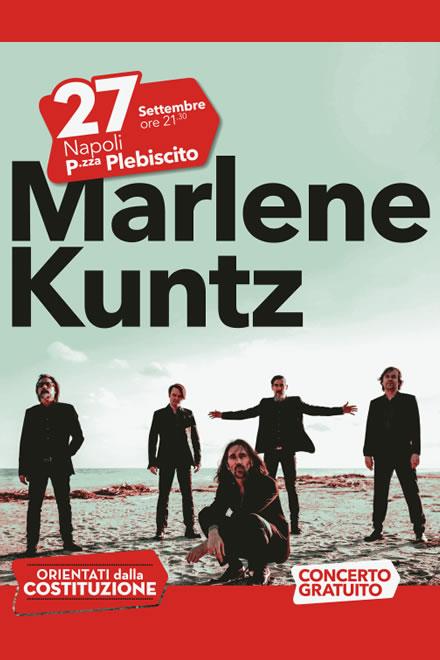 Marlene Kuntz a Napoli