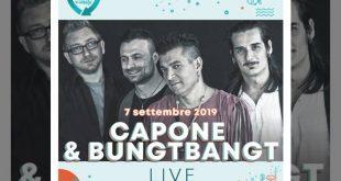 Maurizio Capone e BungtBangt per Plastica d'A-mare
