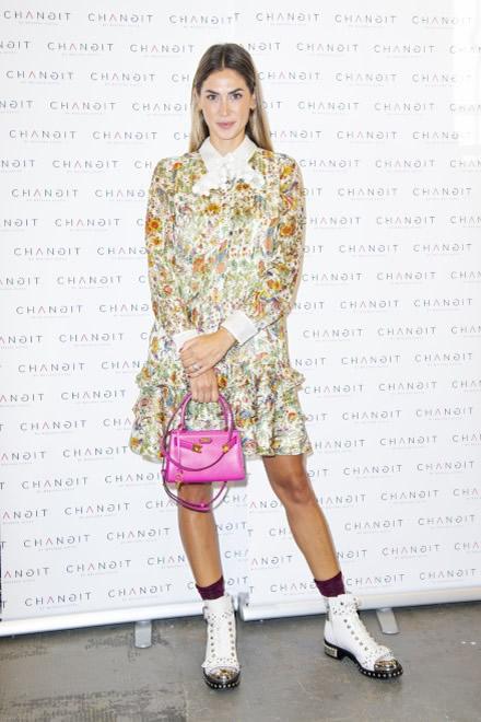 Melissa Satta al White per la Milano Fashion Week. Foto di Schiavello Daniele