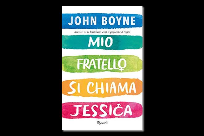 Mio fratello si chiama Jessica, di John Boyne