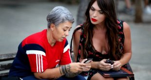 Pamela Perricciolo e Manila Gorio insieme a Bari. Foto da Ufficio Stampa