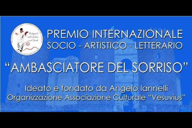 Premio Internazionale Ambasciatore del Sorriso