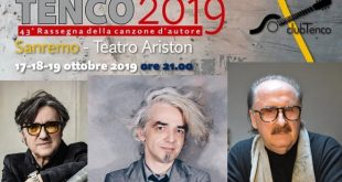 Premio Tenco 2019
