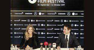 Presentazione dello Zurich Film Festival. Foto di Tim Hughes